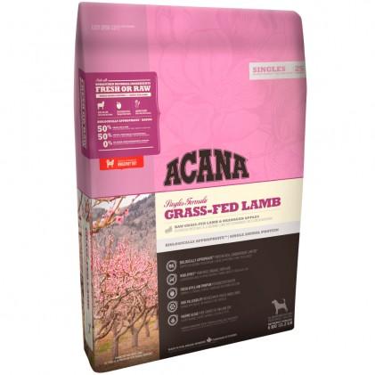 сухой корм для собак Acana Singles Grass-Fed Lamb