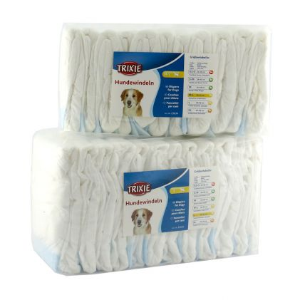 Trixie Diapers for Female Dogs Памперсы для сук