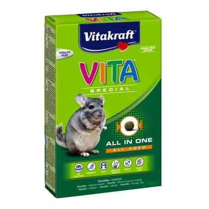 Vitakraft Vita Special Chinchillas Корм для шиншилл