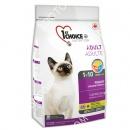 1st Choice (Фест Чойс) Adult Cat Finicky корм для привиредливых кошек + Sanal Soft Sticks Turkey & Liver Лакомства для кошек с вкусом индейки и печени (3 шт)