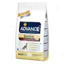 Advance (Эдванс) Cat Sensitive корм для кошек c уткой и рисом