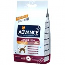 Advance Dog Adult Lamb & Rice Кор...