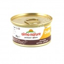 Almo Nature Daily mousse Консервы для кошек Мусс с уткой