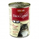 Animonda Brocconis Cat with Poultry+Heart Консервы для кошек с домашней птицей и сердцем