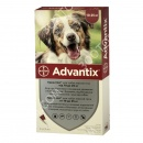 Advantix (Адвантикс) вес 10-25 кг...
