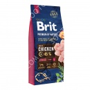 Brit Premium Junior Large Breed С...