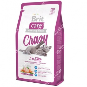 Brit Care CRAZY KITTEN ����� ���� ��� ����� �� 1 �� 12 �������