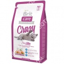 Brit Care CRAZY KITTEN Сухой корм...