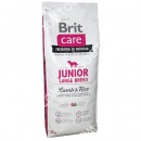 Brit Care Junior Large Breed Lamb...