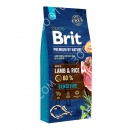 Brit Premium Adult Sensitive Lamb...