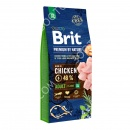Brit Premium Adult XL Chicken Сух...