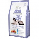 Brit Care LILLY Sensitive Digestion Гипоаллергенный корм для кошек с ягненком и лососем