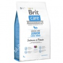 Brit Care Junior Large Breed Salm...