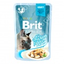 Brit Premium with Chicken Fillets...