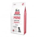 Brit Care Mini Puppy Lamb Беззерн...