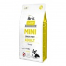 Brit Care Mini Adult Lamb Беззерн...