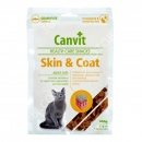 Canvit Skin & Coat Snack Полувлаж...