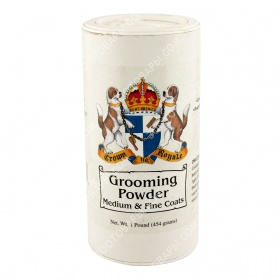Crown Royale Grooming Powder Medium and Fine Body Coats груминг пудра для шерсти