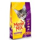 Meow Mix Cat Original (Мяу Микс) + Petstages Catnip Fishy Fun 2 рыбки с кошачьей мятой