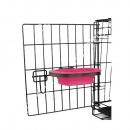 Dexas Collapsible Kennel Bowl Миска складная для клеток (590 мл)