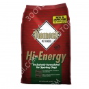 Diamond Hi-Energy Sporting Formula for Dogs + Denta Fun мяч Trixie 32880 (6 см)