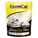 GimCat ShinyCat Filet (пауч) Кусо...