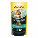 GimCat Crispy Bits Dental Лакомст...