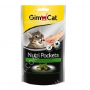 GimCat Nutri Pockets with Catnip ...