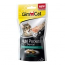 GimCat Nutri Pockets Dental with ...