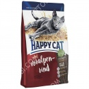 Happy Cat Adult Voralpen Rind Сух...