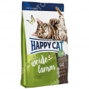 Happy Cat Adult Weide Lamm Корм д...