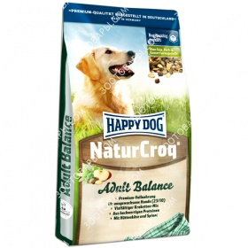 Happy Dog NaturCroq Adult Balance ���� ��� ����� � ����������� ������������� � �������
