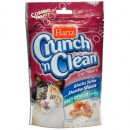 Hartz Crunch \'n Clean печенье для кошек с таурином и морепродуктами