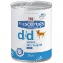 Hills (Хилс) Prescription Diet Canine d/d (ягнёнок)