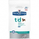 Hills (Хилс) Prescription Diet Canine t/d (собаки)