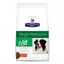 Hills Prescription Diet Canine r/d Лечебный сухой корм для собак
