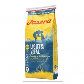 Josera Light & Vital Сухой корм для собак склонных к ожирению