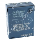 Naturea Chicken with Tuna & Salmo...