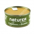 Naturea Chicken & Rabbit Консервы...