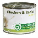Nature\'s Protection Puppy Chicken...