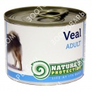 Nature\'s Protection Adult Veal Ко...