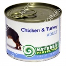 Nature\'s Protection Adult Chicken...