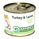 Nature\'s Protection Adult Light Turkey & Lamb Консервы для собак с индейкой и ягненком