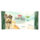 Padovan Pet Wipes glove Очищающие...
