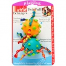 Petstages Twin Pull Toy два мяча на канате