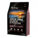 Profine Junior Large Salmon & Pot...