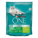 Purina One Indoor Formula Turkey Сухой корм для домашних кошек с индейкой и цельными злаками