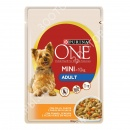 Purina One Mini Adult (пауч) Конс...