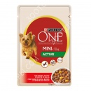 Purina One Mini Active (пауч) Кон...