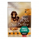 Pro Plan Duo Delice Adult Small & Mini Сухой корм с говядиной для собак мелких пород